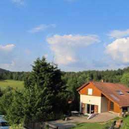 La Bergerie - Location de vacances - Le Tholy