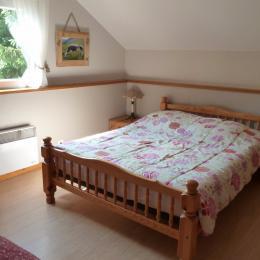 La 1ère chambre - Location de vacances - Le Tholy
