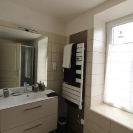 La salle d'eau  - Location de vacances - Bains-les-Bains
