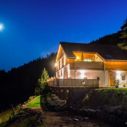 Un soir d'été - Location de vacances - La Bresse