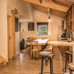 L'entrée - Location de vacances - La Bresse