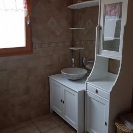 La salle d'eau - Location de vacances - Xonrupt-Longemer