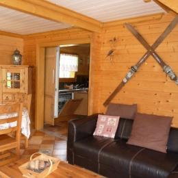 Le salon/séjour - Location de vacances - Xonrupt-Longemer