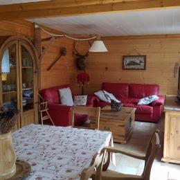Le séjour/salon - Location de vacances - Xonrupt-Longemer