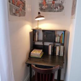 Salle d'eau - Location de vacances - Gérardmer