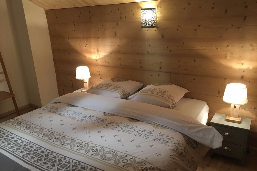 Une grande chambre - Location de vacances - Gérardmer
