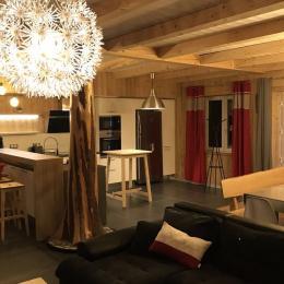 La pièce à vivre - Location de vacances - Gérardmer
