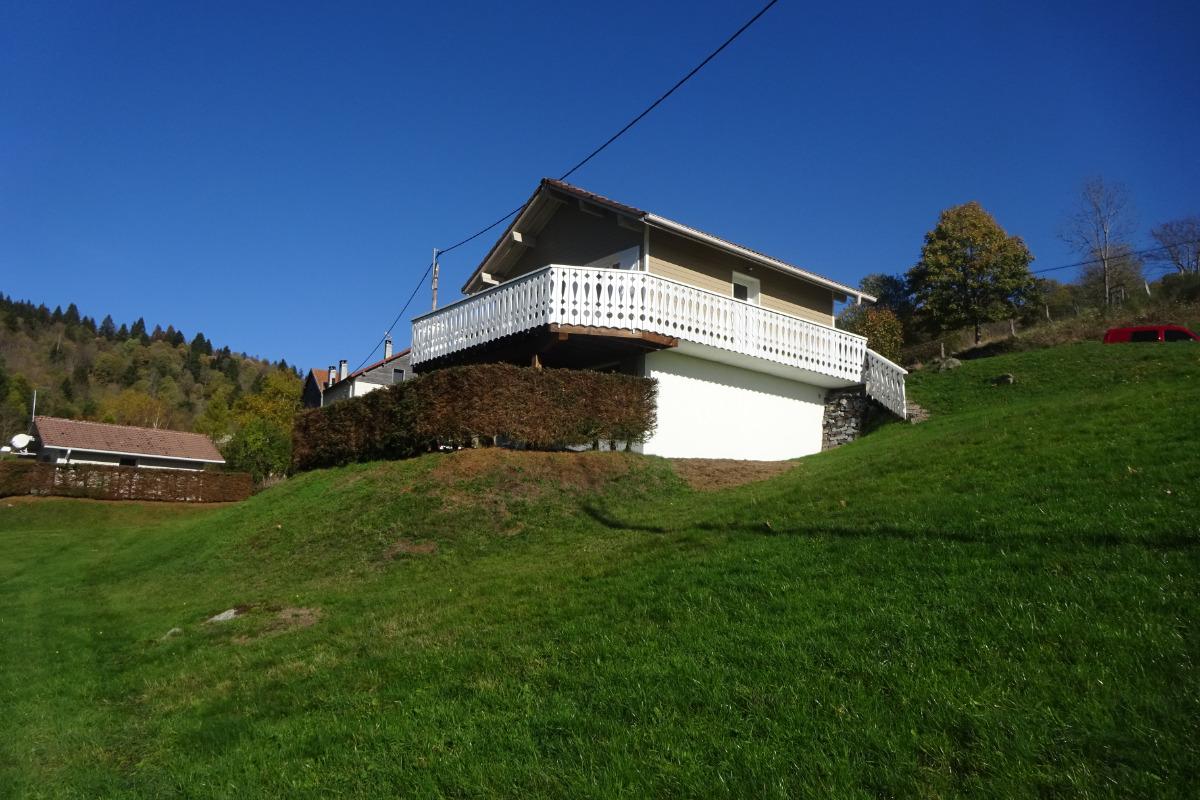 Chalet le Podent - Location de vacances - La Bresse