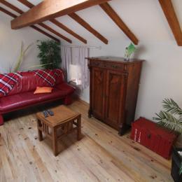 Salon - Location de vacances - Xertigny