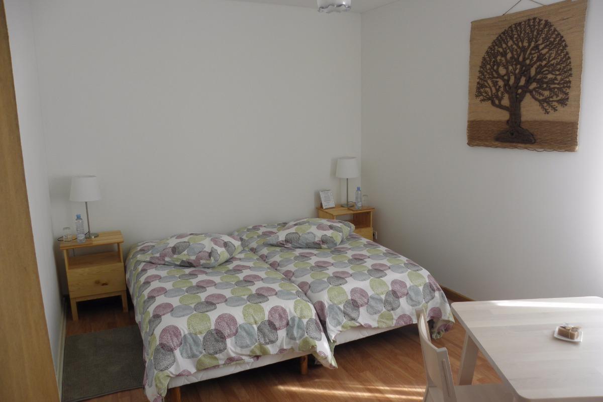 Chambre 1 étage - Chambre d'hôtes - Allarmont