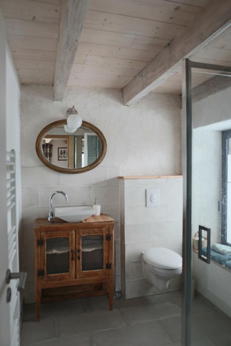 Salle d'eau - Chambre d'hôtes - Cornimont