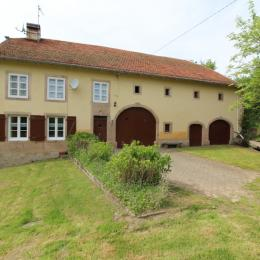 La ferme - Location de vacances - Mandray