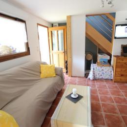 Espace salon - Location de vacances - Cornimont