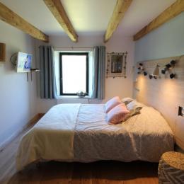 Chambre Bleuet - Chambre d'hôtes - Cornimont
