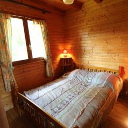 Chambre 1 - Location de vacances - Barbey-Seroux