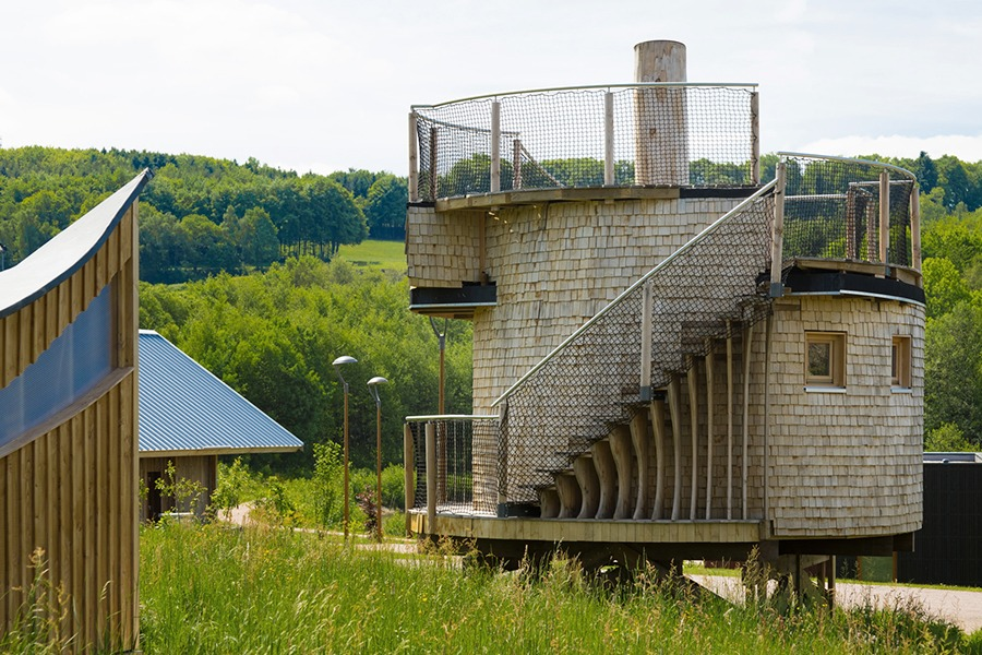 Cabane L'Ecrin, Un Œil sur la Nature - Location de vacances - Xertigny