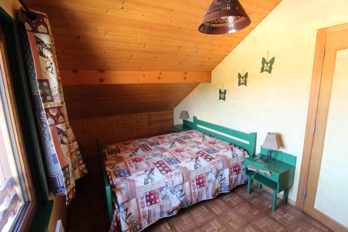 Chambre 2  - Location de vacances - Xonrupt-Longemer