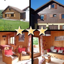 Chalet 3 étoiles - Location de vacances - Xonrupt-Longemer