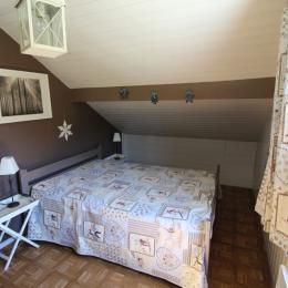 Chambre 3  - Location de vacances - Xonrupt-Longemer