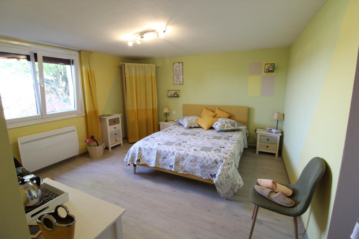 Chambre Louise - Chambre d'hôtes - Bruyères