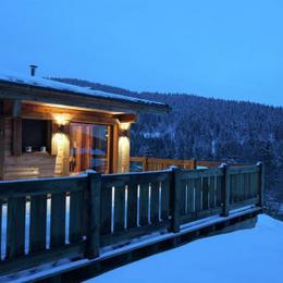 Sauna avec vue ! - Location de vacances - Gérardmer