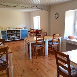 Séjour commun  - Chambre d'hôtes - Cornimont