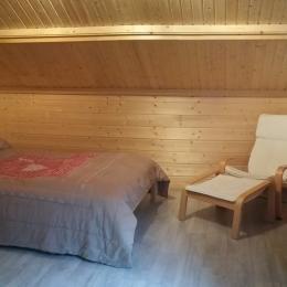 Chambre 4 - Location de vacances - Gérardmer