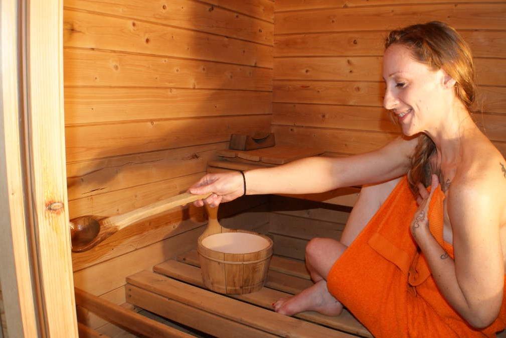 Sauna - Location de vacances - Dommartin-lès-Remiremont