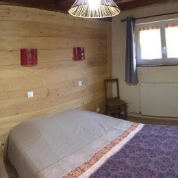 Chambre 1 - Location de vacances - Dommartin-lès-Remiremont
