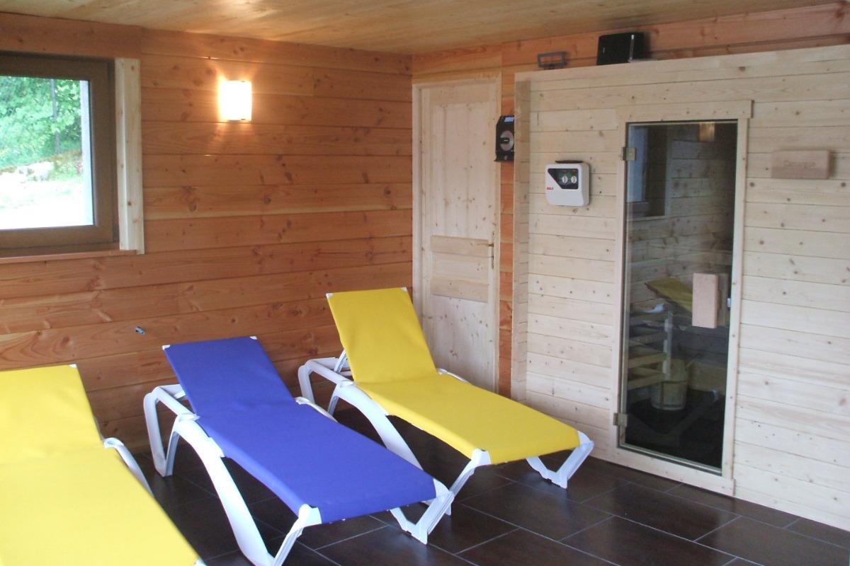 Coin détente - Location de vacances - Dommartin-lès-Remiremont