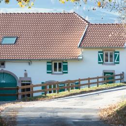 Gîte Belle-Verte - Location de vacances - Granges-sur-Vologne