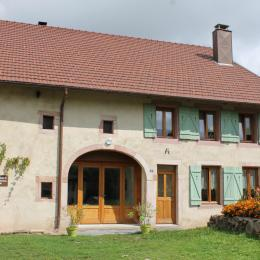Chez Claude et Béatrice. - Location de vacances - Anould