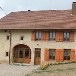 En hiver 20 minutes de GERARDMER - Location de vacances - Anould