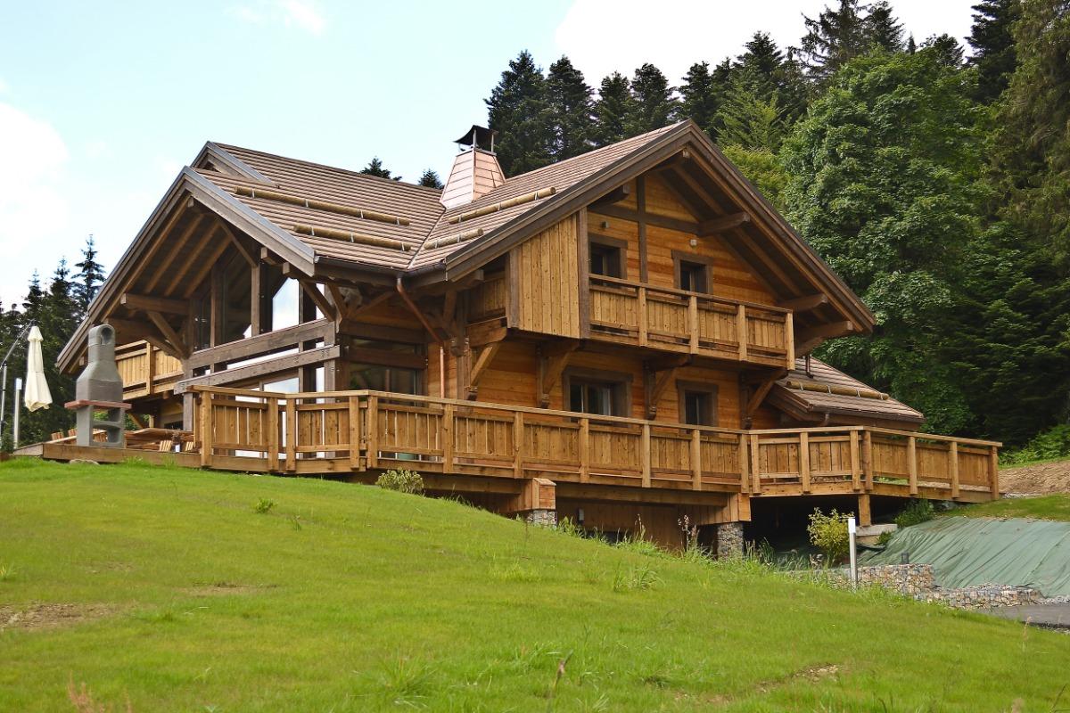 Chalet l'Alpage - Location de vacances - Liézey