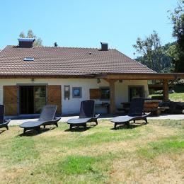 salle spa  - Location de vacances - Ventron