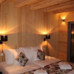 Chambre 1 - Location de vacances - Ban-de-Laveline