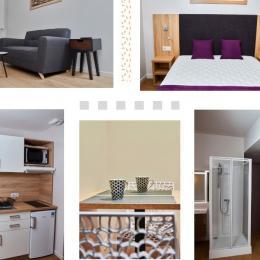 Appartement Mauve - Location de vacances - Contrexéville