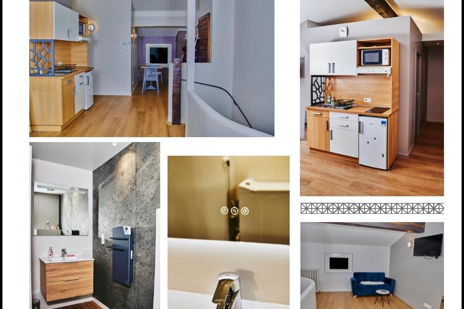 Appartement Coquelicot  - Location de vacances - Contrexéville