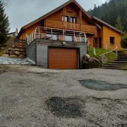 Chalet avec garage - Location de vacances - La Bresse