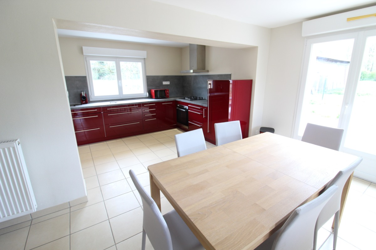 Maison Saulcy-Sur-Meurthe - Location de vacances - Saulcy-sur-Meurthe