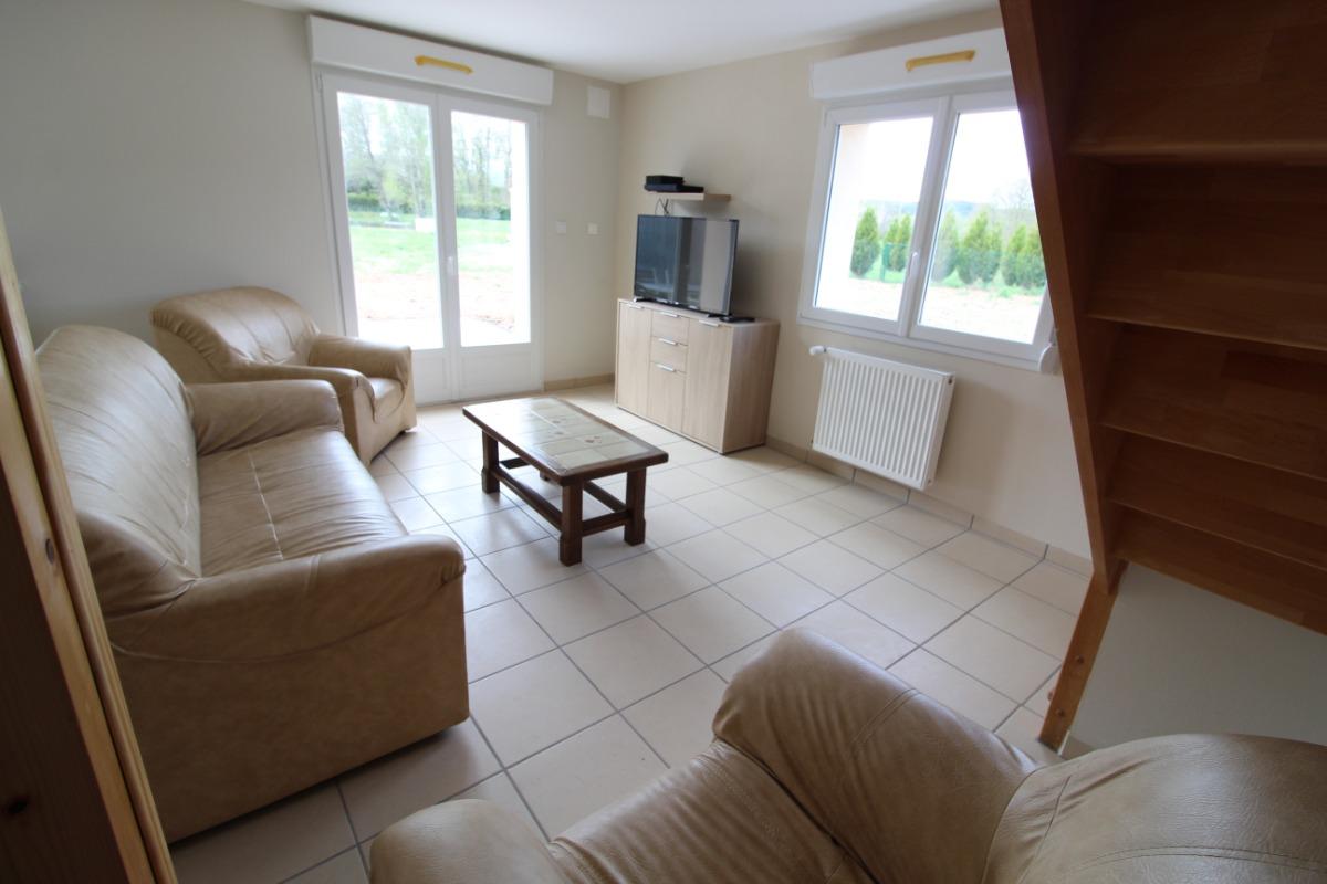 Salon - Location de vacances - Saulcy-sur-Meurthe