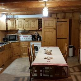 salon - Location de vacances - Saint-Léonard