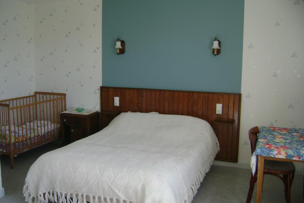chambre n°1 - Location de vacances - Gérardmer