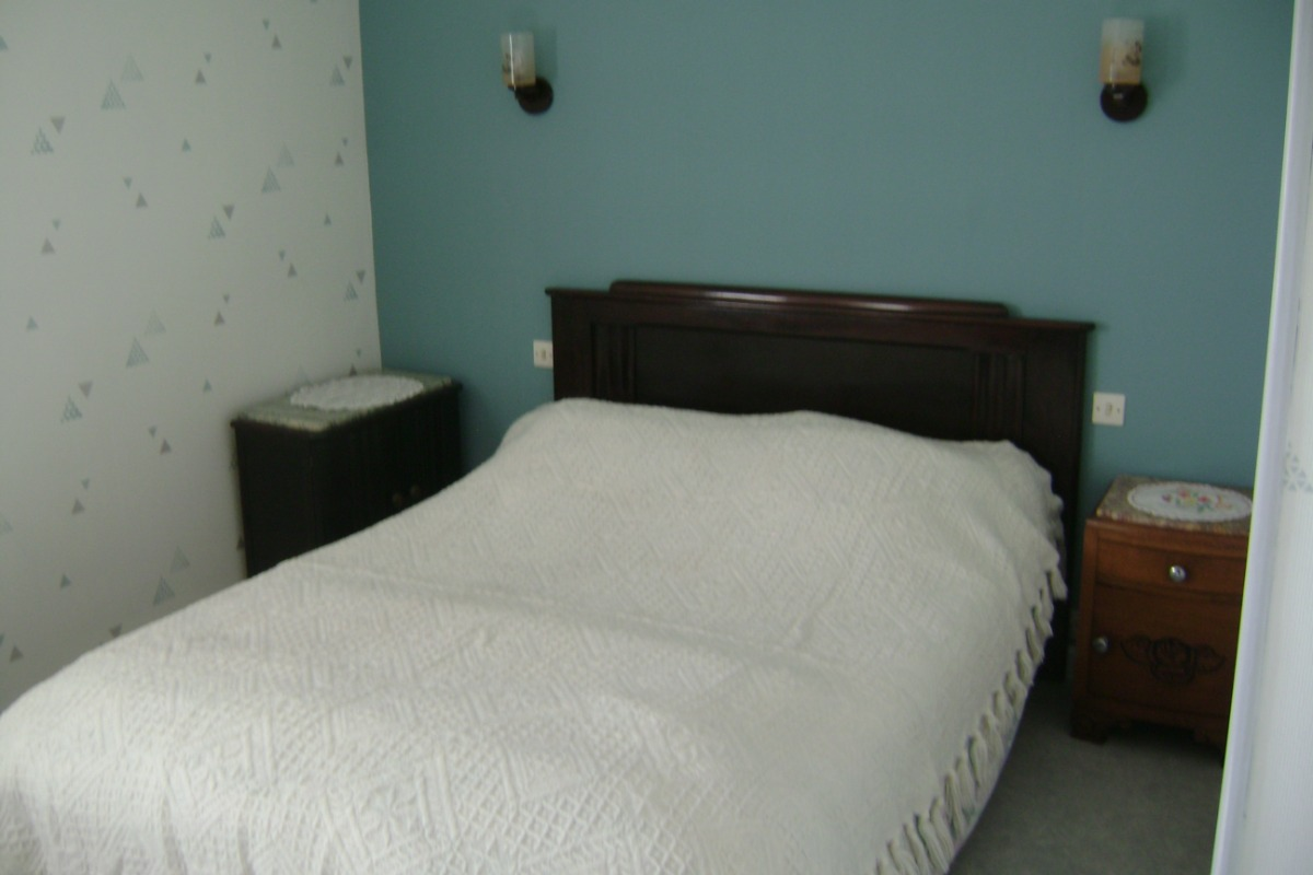 chambre n°2 - Location de vacances - Gérardmer