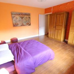 Grande Chambre 3 location - Le Rêve de Charles - Location de vacances - Faucompierre
