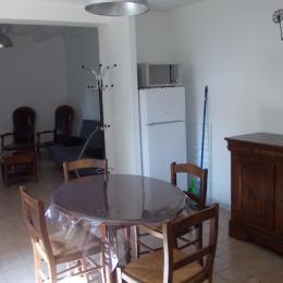 salle  à manger - Location de vacances - Rambervillers