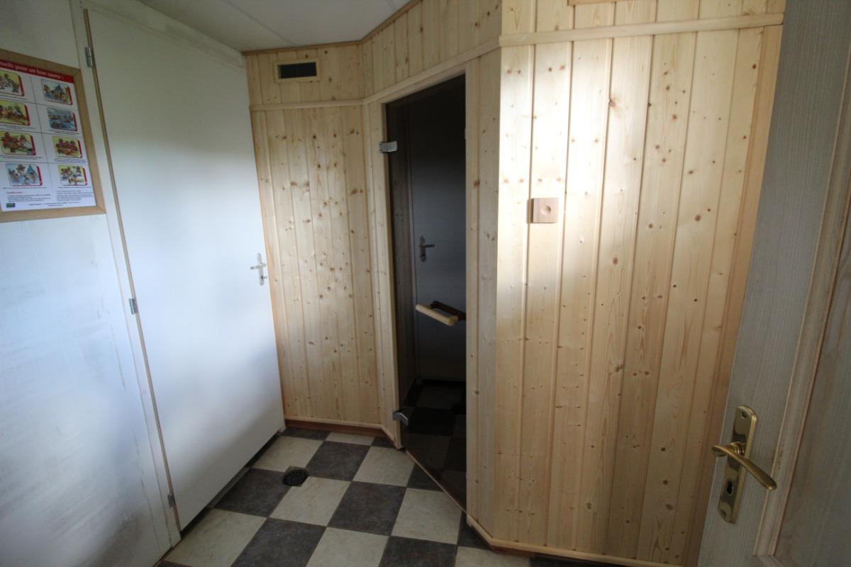 Sauna - Location de vacances - La Bresse