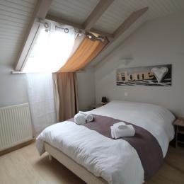 Chambre 1 - Location de vacances - La Bresse