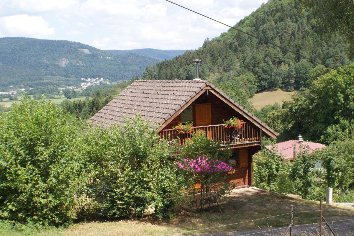 cuisine - Location de vacances - Dommartin-lès-Remiremont