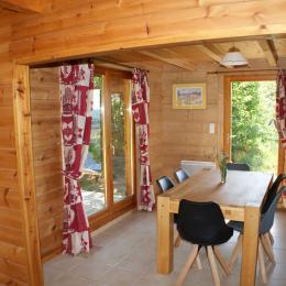 Salon - Location de vacances - Dommartin-lès-Remiremont